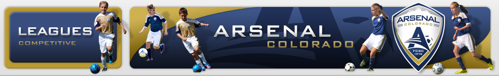 Fort Collins Soccer Club | Leagues | Arsenal Colorado